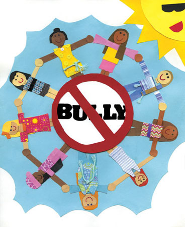Bullying Anti Message