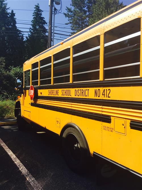 Shoreline School Bus