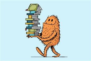 Sasquatch w Books