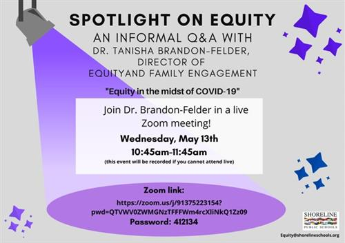 Spotlight on Equity