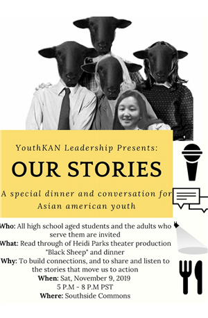 Our Stories Asian Americans