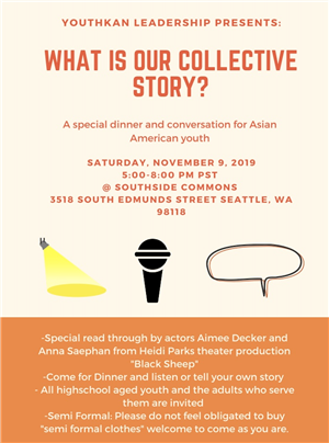 Collective Story Asian Americans
