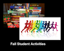 Fall Student Activities