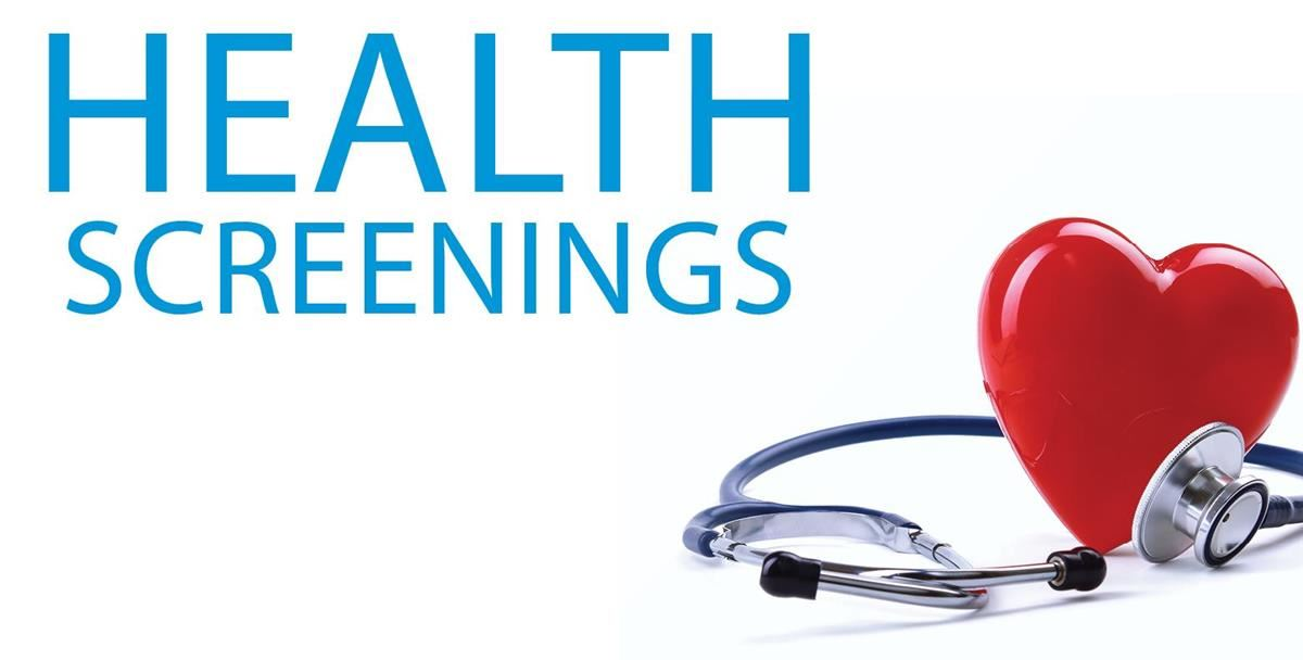 Vision and Hearing Screenings - October 25, 28, 30, and November 1