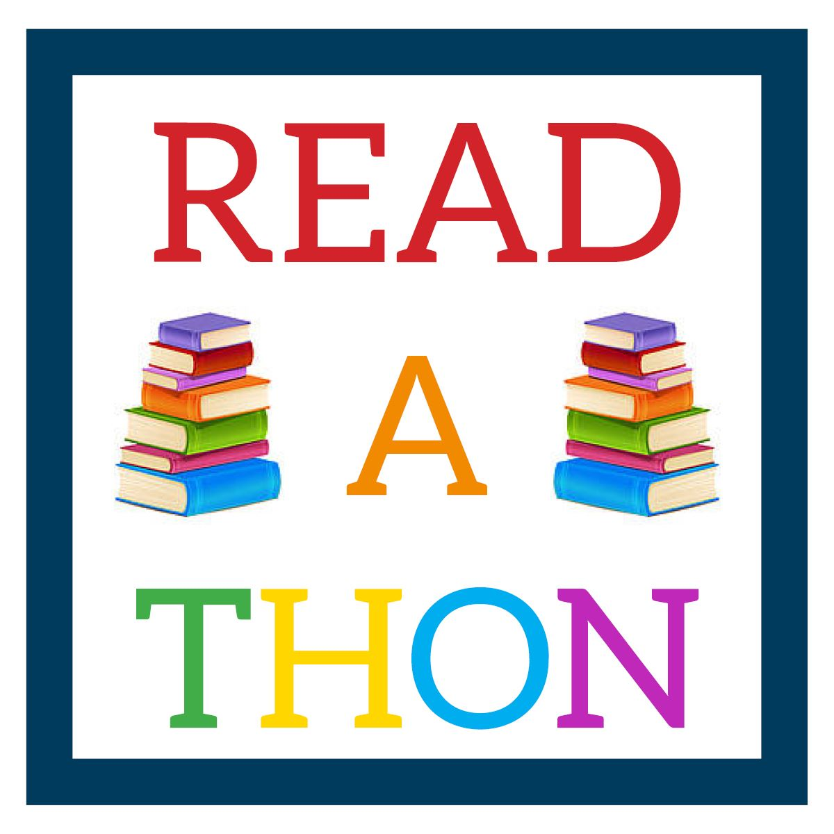 2020 Read-a-Thon T-Shirt Design Contest