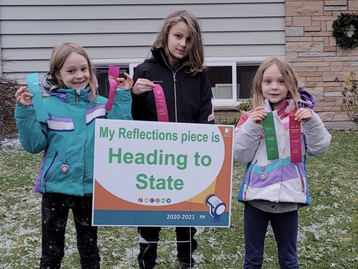 Congratulations to this Year's Shoreline PTA Council's Reflections Art Contest Winners