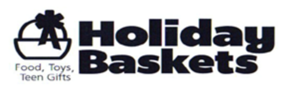 Register For Holiday Baskets by November 21st!