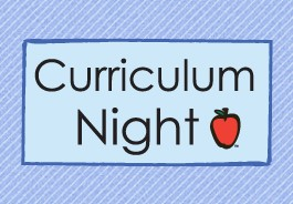 Virtual Curriculum Night, September 22nd