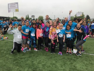 Girls on the Run 2019!