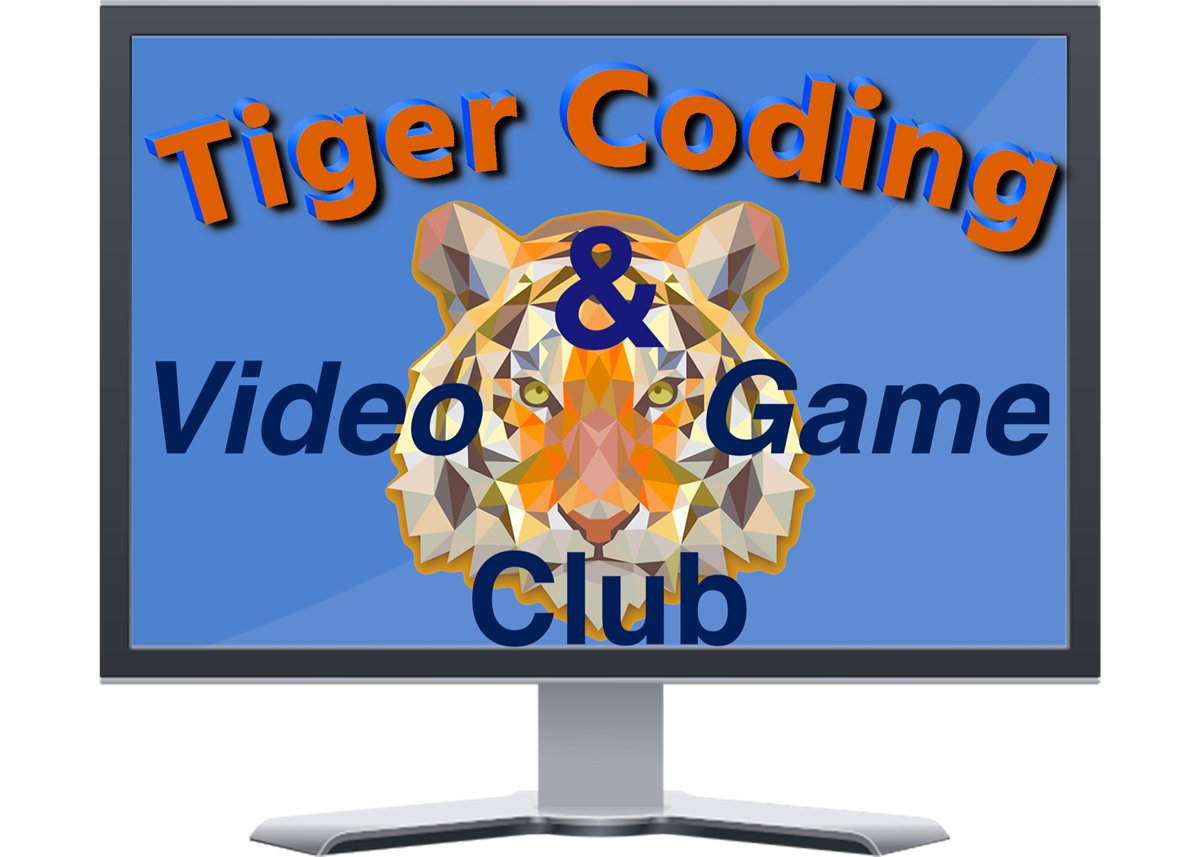 Tiger Coding and Video Game Club