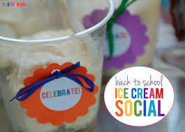 Ice Cream Social/Meet the Teacher