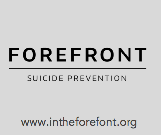 Forefront Suicide Prevention Parent Education Night
