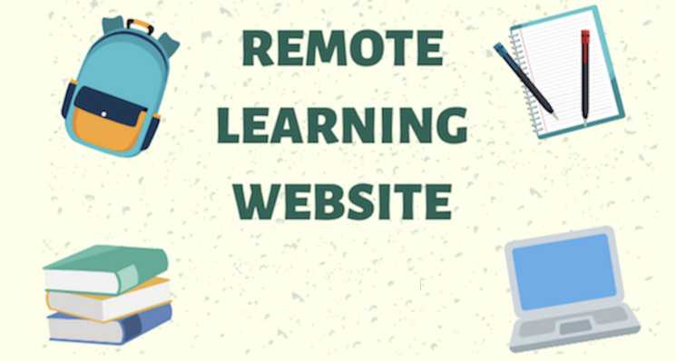 Remote Learning Website