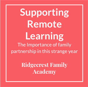 Supporting Remote Learning