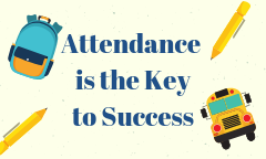 Attendance is the Key to Success