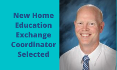 New Home Education Exchange Coordinator Selected