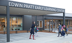 Edwin Pratt Early Learning Center Opens Its Doors