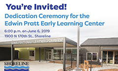 Edwin Pratt Early Learning Center Dedication Scheduled for June 6