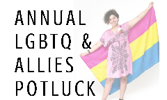 3rd Annual LGBTQ and Allies Potluck Dinner Scheduled for April 5