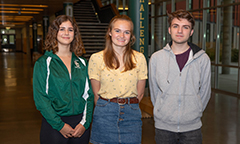 Three Shorecrest Students Named National Merit Semifinalists