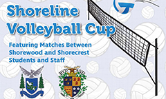 Shoreline Volleyball Cup on March 26
