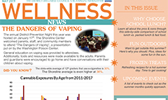 District Wellness Council Summer Newsletter Now Available