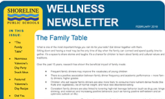 District Wellness Council February Newsletter Now Available