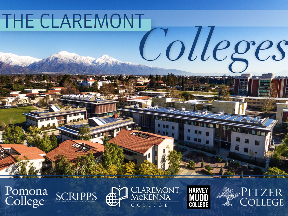 Claremont Colleges Event 9/29