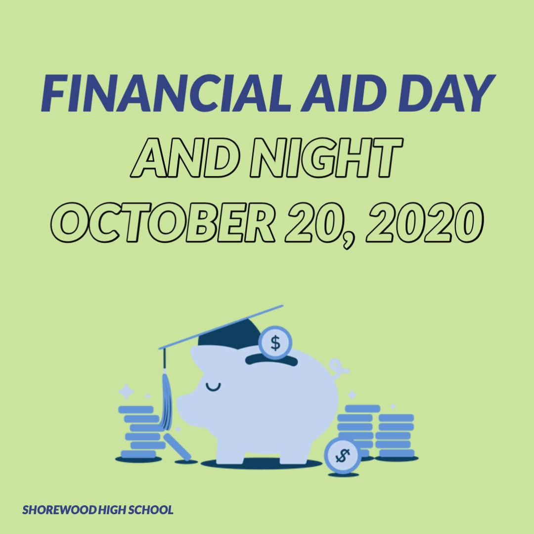 Join us for Financial Aid Night October 20!
