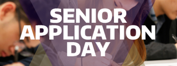 UW Bothell Senior Application Day 11/8, 11/15, & 1/10