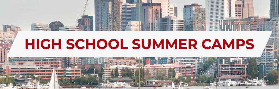 Seattle University | Summer Business Institute  In July; apply by 3/30/20