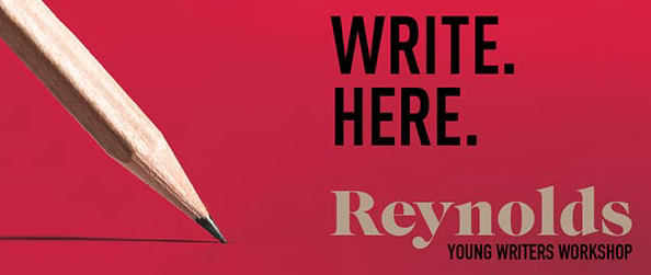 Reynolds Young Writers Workshop at Denison College; applications due 3/1