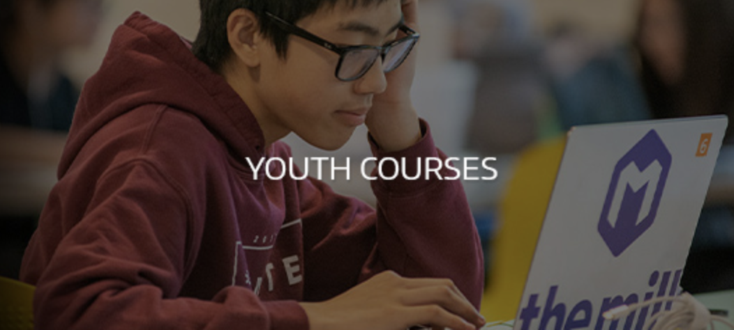 UW Spring Youth Courses  register by 3/15