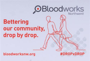 Bloodworks NW - Blood Drives