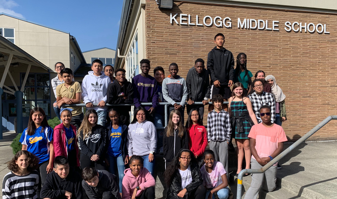 Kellogg Middle / Homepage