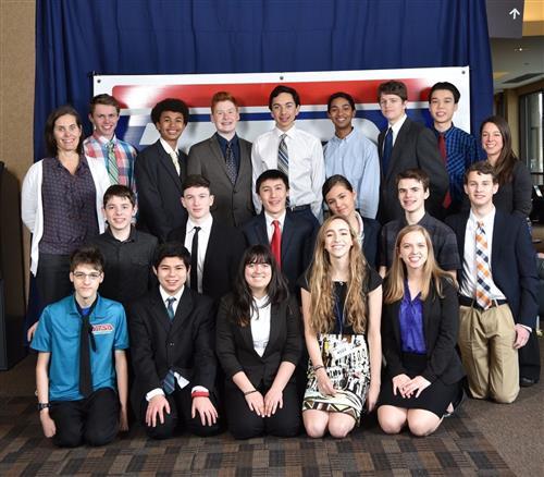 Shorecrest TSA group photo